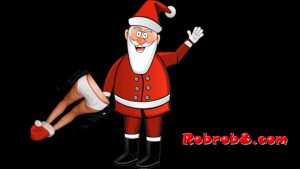 Santa's Gonna Kick Your Ass
